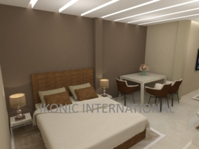 Ikonic International Apartment Units